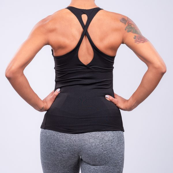 Women's Cross Back Tank