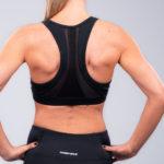 Women's Mesh Back Sports Bra