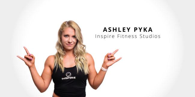 Inspired Athlete Ashley Pyka