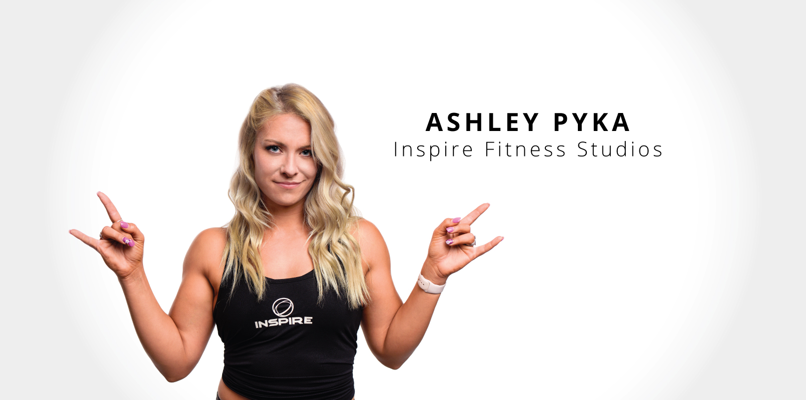 Inspired Athlete Ashley Pyka