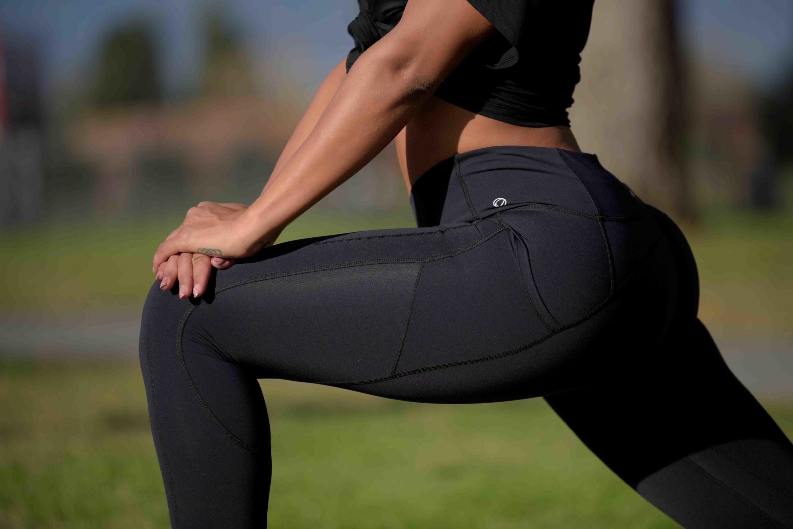 Women's 7/8 Leggings with Pockets