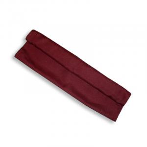Burgundy Weight Stack Shroud