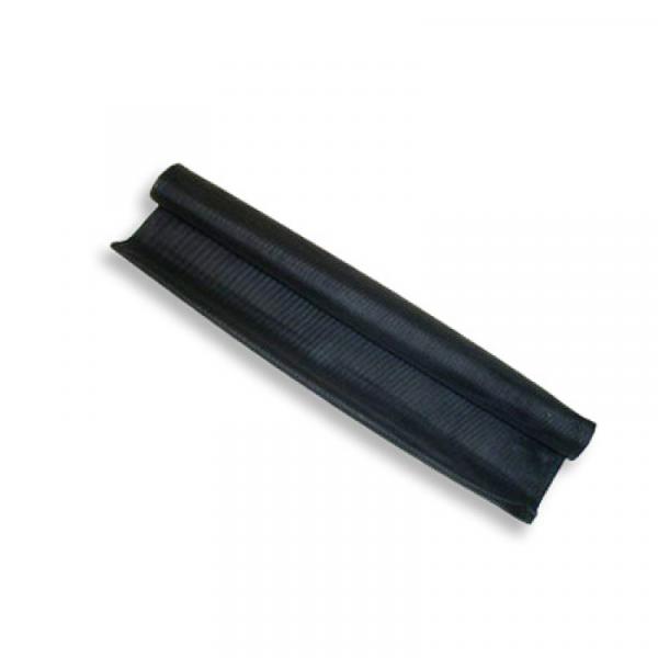 Black Weight Stack Shroud